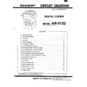Sharp AR-5132 (serv.man31) Service Manual