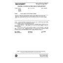 Sharp AR-5132 (serv.man66) Technical Bulletin