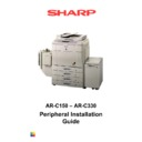 Sharp AR-C150 (serv.man3) Handy Guide