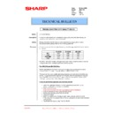 Sharp AR-C150 (serv.man42) Technical Bulletin