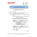 Sharp AR-C150 (serv.man45) Technical Bulletin