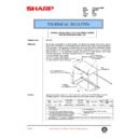 Sharp AR-C150 (serv.man94) Technical Bulletin