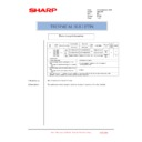 Sharp AR-C250 (serv.man17) Technical Bulletin