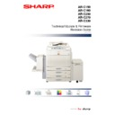 Sharp AR-C250 (serv.man2) Handy Guide