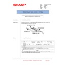 Sharp AR-C250 (serv.man22) Technical Bulletin