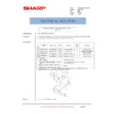 Sharp AR-C250 (serv.man23) Technical Bulletin