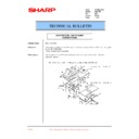 Sharp AR-C250 (serv.man32) Technical Bulletin
