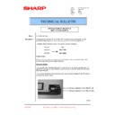 Sharp AR-C250 (serv.man38) Technical Bulletin
