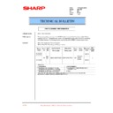 Sharp AR-C250 (serv.man45) Technical Bulletin