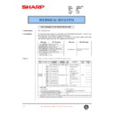 Sharp AR-C250 (serv.man56) Technical Bulletin