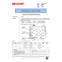 Sharp AR-C250 (serv.man78) Technical Bulletin