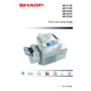 Sharp AR-C250 Handy Guide