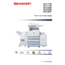 Sharp AR-C260P (serv.man2) Handy Guide