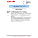 Sharp AR-C260P (serv.man22) Technical Bulletin
