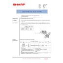 Sharp AR-C260P (serv.man30) Technical Bulletin