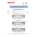 Sharp AR-C260P (serv.man36) Technical Bulletin