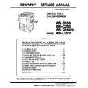 AR-C270 (serv.man4) Service Manual