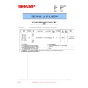 Sharp AR-F201 (serv.man21) Technical Bulletin