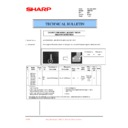 Sharp AR-F201 (serv.man23) Technical Bulletin