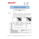 Sharp AR-F201 (serv.man24) Technical Bulletin