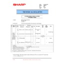 Sharp AR-F201 (serv.man25) Technical Bulletin
