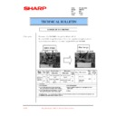 Sharp AR-F201 (serv.man33) Technical Bulletin