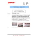 Sharp AR-M160 (serv.man53) Technical Bulletin