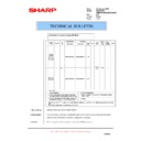 Sharp AR-M160 (serv.man70) Technical Bulletin