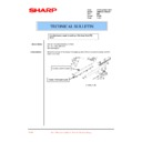 Sharp AR-M160 (serv.man74) Technical Bulletin