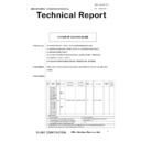 Sharp AR-M236 (serv.man33) Technical Bulletin