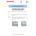 Sharp AR-M236 (serv.man44) Technical Bulletin