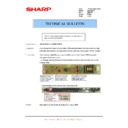 Sharp AR-M236 (serv.man60) Technical Bulletin