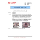 Sharp AR-M236 (serv.man66) Technical Bulletin