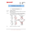 Sharp AR-M236 (serv.man67) Technical Bulletin