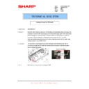 Sharp AR-M236 (serv.man68) Technical Bulletin