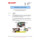 Sharp AR-M236 (serv.man69) Technical Bulletin