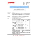 Sharp AR-M236 (serv.man70) Technical Bulletin