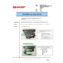 Sharp AR-M236 (serv.man79) Technical Bulletin