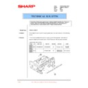 Sharp AR-M236 (serv.man81) Technical Bulletin