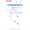 Sharp AR-M316 (serv.man37) Technical Bulletin