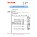 Sharp AR-M35, AR-M450 (serv.man60) Technical Bulletin