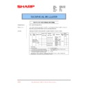 Sharp AR-M35, AR-M450 (serv.man76) Technical Bulletin