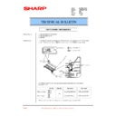 Sharp AR-M35, AR-M450 (serv.man78) Technical Bulletin