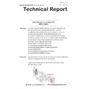 Sharp AR-M351U, AR-M451U (serv.man41) Technical Bulletin