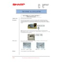 Sharp AR-M550 (serv.man132) Technical Bulletin
