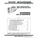 AR-M550 (serv.man23) Service Manual