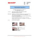 Sharp AR-M550 (serv.man88) Technical Bulletin