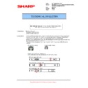 Sharp AR-M620 (serv.man107) Technical Bulletin