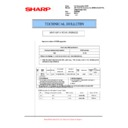 Sharp AR-M620 (serv.man126) Technical Bulletin