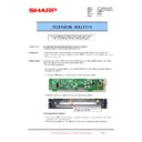 Sharp AR-M620 (serv.man131) Technical Bulletin